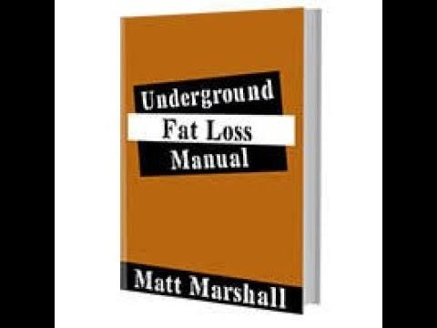 Underground Fat Loss Manual Reviews